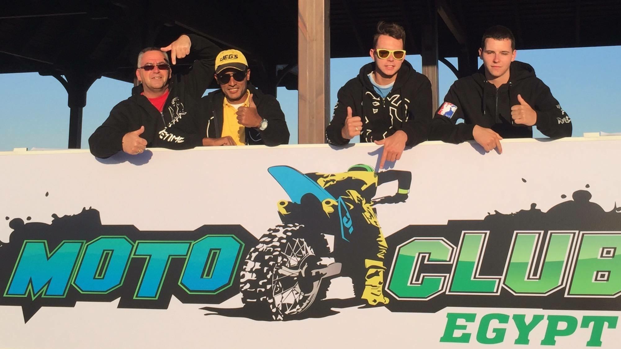 motoclub egypt